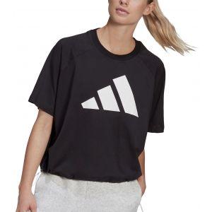 adidas Loose Fit Logo With Hem Sdjuster Women's T-Shirt GL9477