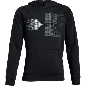 Under Armour Rival Logo Boy's Hoodie 1318220-001