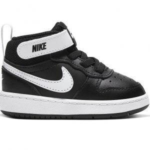 Nike Court Borough Mid 2 Toddler's Boot Sports Shoes (TD) CD7784-010