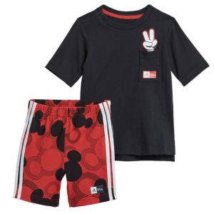 adidas Infants Disney Mickey Mouse Summerset 2 Toddler's Set GM6939