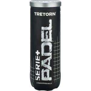 Tretorn Serie+ Padel Balls x 3 474435