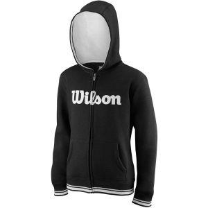 Wilson Team Script Full Zip Junior Hoodie WRA767001
