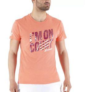 Babolat Exercise Message Men's T-Shirt  4MS21445-6012