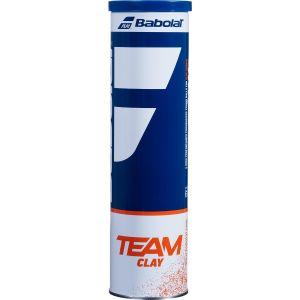Babolat Team Clay Tennis Balls x 4 502080