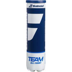 Babolat Team All Court Tennis Balls x 4 502081