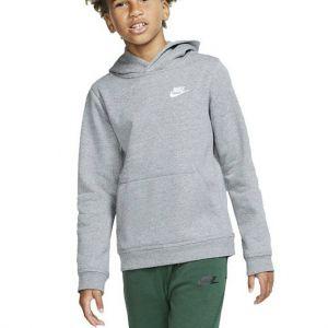 Nike Sportswear Club Big Kids' Hoodie BV3757-091