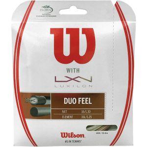 Wilson Duo Feel Tennis String (12m)