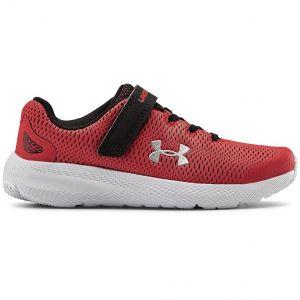 Under Armour Pursuit 2 Junior Running Shoes 3022861-600