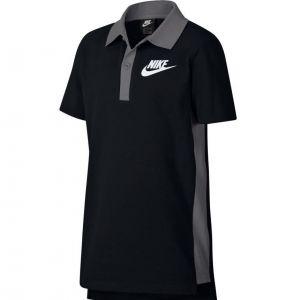 Nike Sportswear Boys' Tennis Polo AQ9671-010