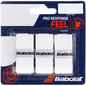 Babolat Pro Response Overgrips x 3 653048-101