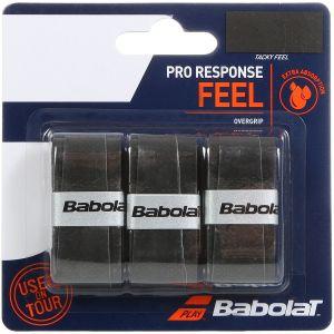 Babolat Pro Response Overgrips x 3 653048-105
