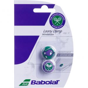 Babolat Wimbledon Loony Dampeners x 2 700037-134