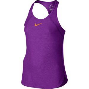 Nike Slam Girls' Tennis Tank 724715-584