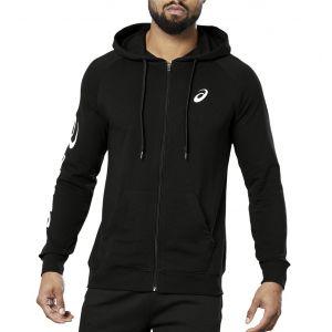 Asics Big Logo Zippered Men's Tennis Jacket 2031A983-001