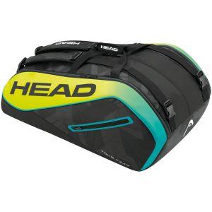 Head Extreme 12R Monstercombi Tennis Bags 283657-BKYW