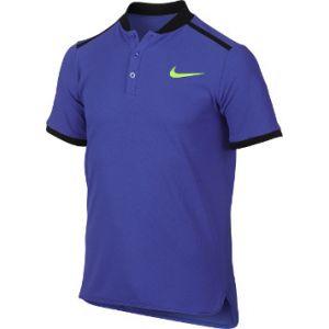 Nike Advantage Boys' Tennis Polo 832531-452