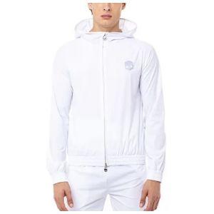 Hydrogen Tech Skull Full Zip Men's Jacket T00093-001