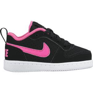 Nike Court Borough Low (TD) Girls' Toddler Shoe 845106-006