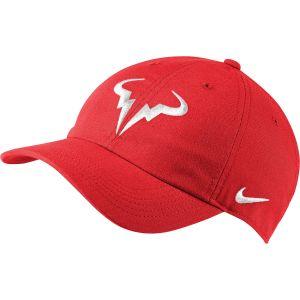 NikeCourt AeroBill Rafa Heritage86 Tennis Hat 850666-673