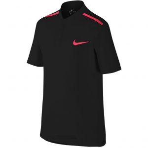 Nike Advantage Boys' Tennis Polo 856114-011