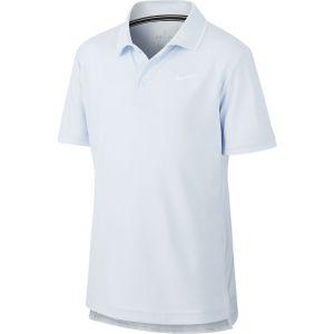NikeCourt Dri-Fit Boys' Tennis Polo BQ8792-442