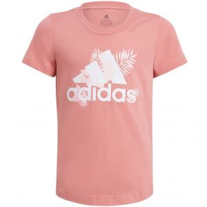 adidas Tropical Sports Graphic Girl's T-shirt GJ6514