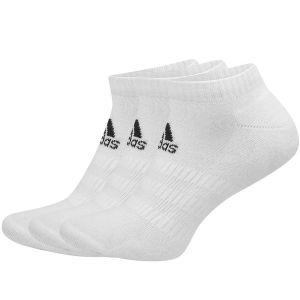 adidas Cush Low Unisex Sport Socks x 3 DZ9384