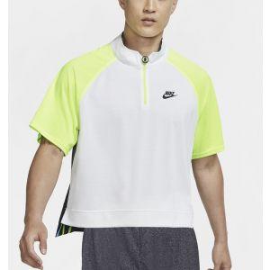 NikeCourt Slam Men's 1/2-Zip Tennis Polo CT0820-100