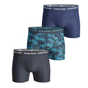 Bjorn Borg Shorts Solid Men's Boxer x 3 3201-9999-1132-70291
