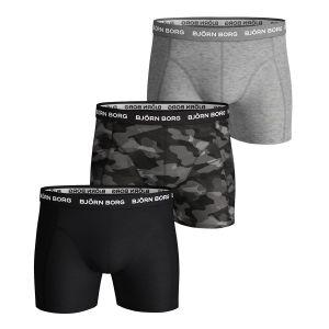 Bjorn Borg Shorts Solid Men's Boxer x 3 3201-9999-1132-90651