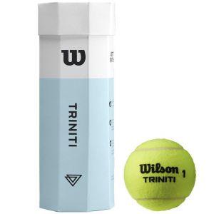 Wilson Triniti Tennis Balls x 3