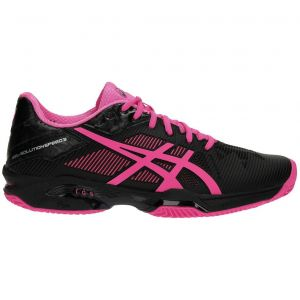 Asics Gel Solution Speed 3 Clay Women's Tennis Shoes E651N-9020