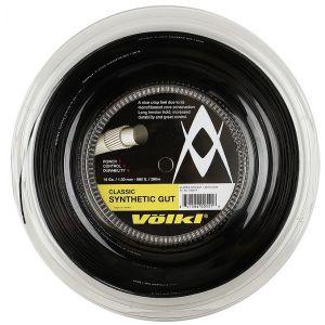 Volkl Classic Synthetic Gut Tennis String (200mm, 1.30mm) V22514