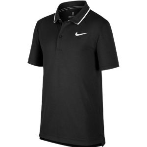 NikeCourt Dri-Fit Boys' Tennis Polo BQ8792-010