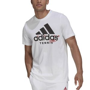 adidas Graphic Logo Men's Tennis T-Shirt GU8864