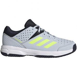 adidas Court Stabil Kids Handball Shoes FX1796