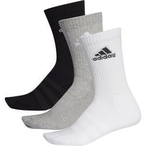 adidas Cushioned Crew Sports Socks x 3 DZ9355
