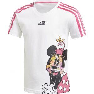adidas Disney Minnie Mouse Little Girl's Tee GM6922