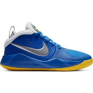 Nike Hustle D 9 (GS) Junior Basketball Shoes AQ4224-404