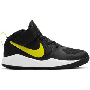 Nike Team Hustle D 9 Boy's Basketball Shoes (PS) AQ4225-013