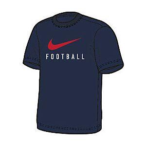 Nike Dry Boy's Football T-Shirt AR1914-410