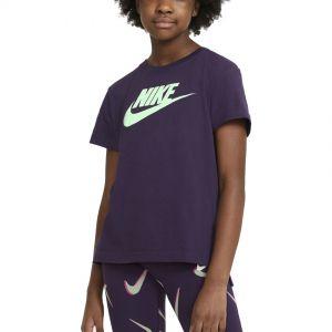 Nike Sportswear Girls' T-Shirt AR5088-525