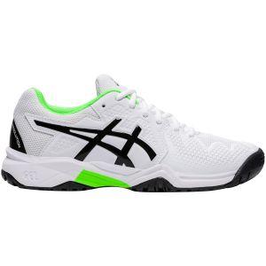 Asics Gel Resolution 8 Junior Tennis Shoes (GS) 1044A018-105
