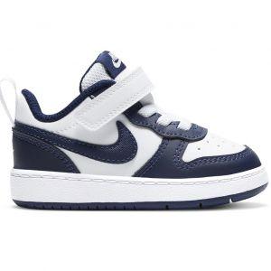 Nike Court Borough Low 2 Boy's Toddler Sport Shoes (TD) BQ5453-107