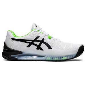 Asics Gel Resolution 8 Men's Tennis Shoes 1041A079-105