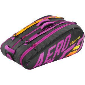 Babolat Pure Aero Rafa Tennis Bag x 12 751215