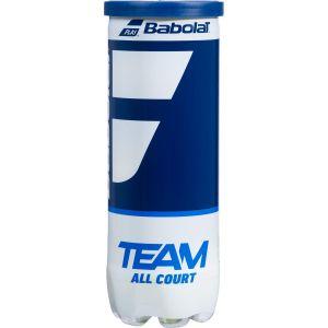 Babolat Team All Court Tennis Balls x 3