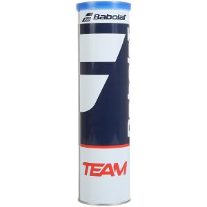 Babolat Team Tennis Balls x 4 502035