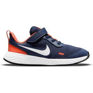Nike Revolution 5 Little Kid's Running Shoes (PS) BQ5672-410