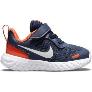 Nike Revolution 5 Toddler Boy's Running Shoes (TD) BQ5673-410